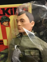 GI JOE - TALKING GI JOE COLLECTORS CLUB ACTION SOLDIER